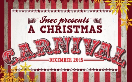 A Christmas Carnival at the INEC, Killarney!