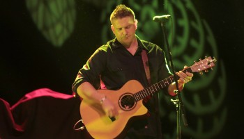 Damien Dempsey performs at the INEC Acoustic Club on December 2nd 2016