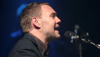 David Gray performing at the INEC Killarney