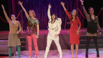 Girls Night The Musical performing at the INEC Killarney