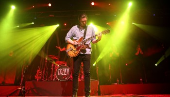 Hozier performing at the INEC KIllarney