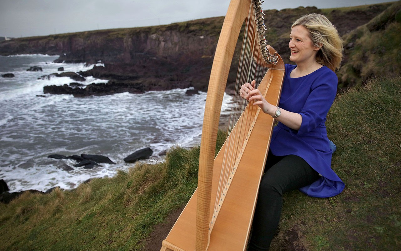 Deirdre Granville launches The Gathering Traditional Festival 2016