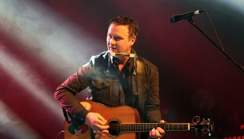 Mundy performing at the Pop Up Festival Music & Comedy at the INEC Killarney