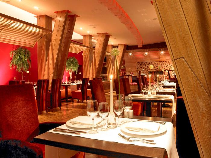 Ocean Restaurant Maritime Hotel