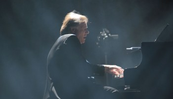 Richard Clayderman performing at the INEC Killarney