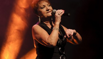 Philomena Begley at the South of Ireland Country Music Awards at the INEC KIllarney