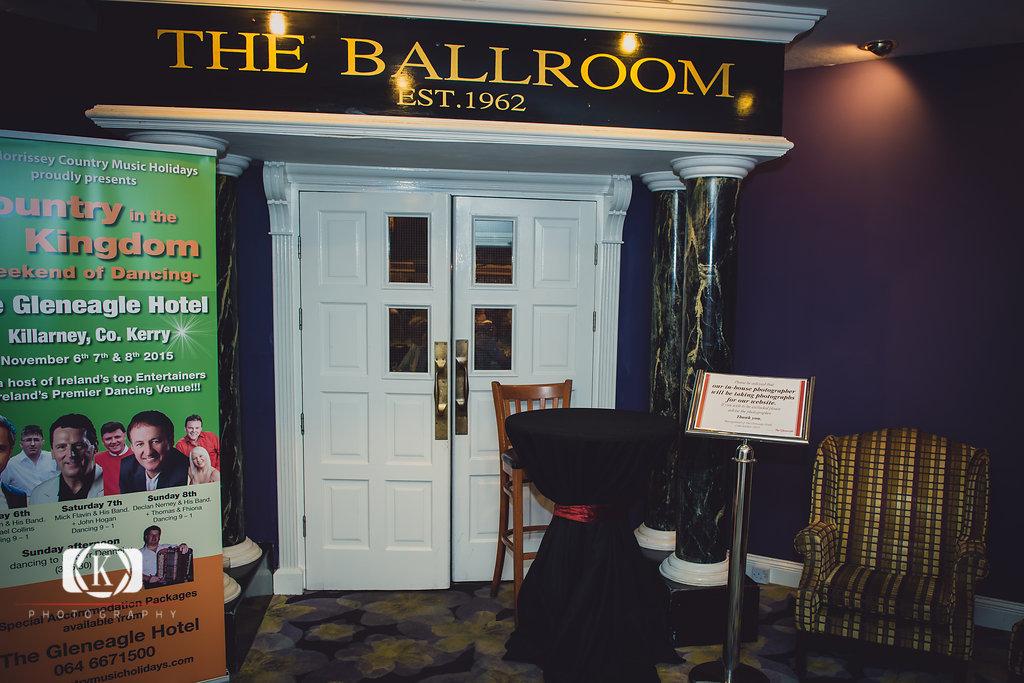Gleneagle Hotel Ballroom