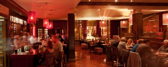 The Brehon Bar
