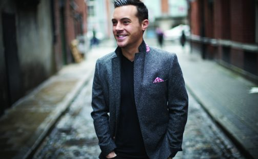 Ring in 2017 with Nathan Carter at the INEC Killarney