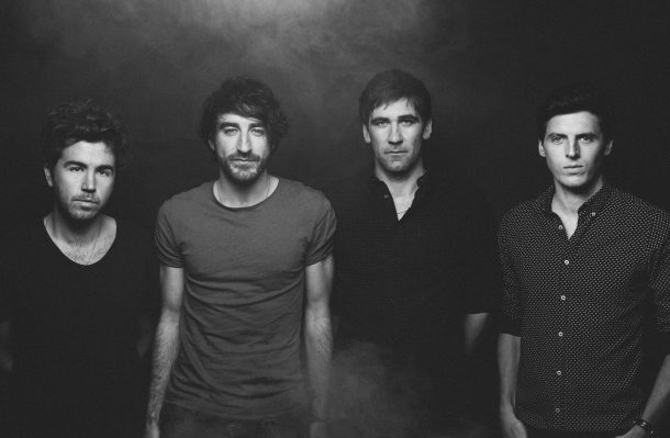 The Coronas & Special Guests Picture This - 28/12/16