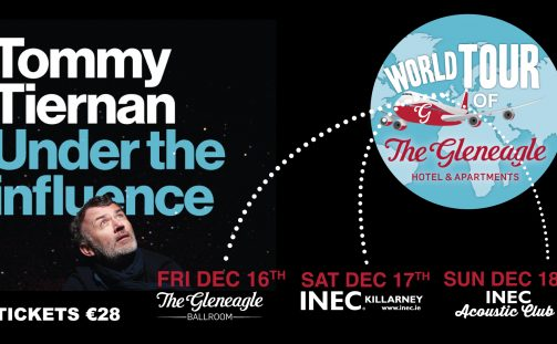 Tommy Tiernan – A World Tour of the Gleneagle Hotel