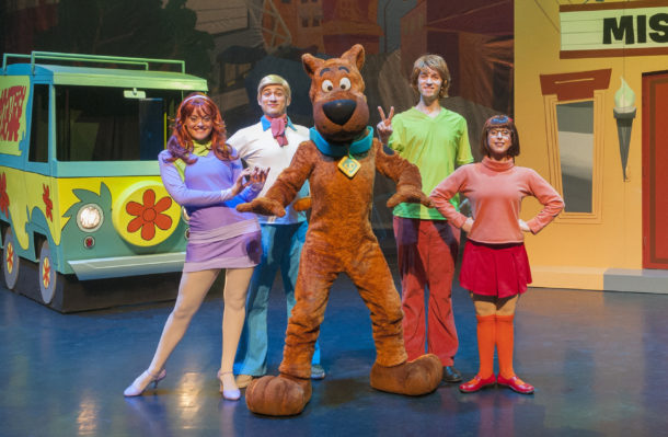 Scooby-Doo Live! Musical Mysteries - 11/02/17