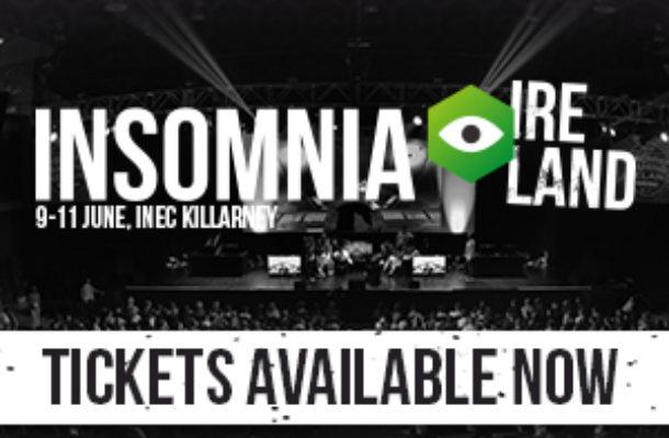 Insomnia Gaming Ireland 2017 - Saturday All Day - 10/06/17