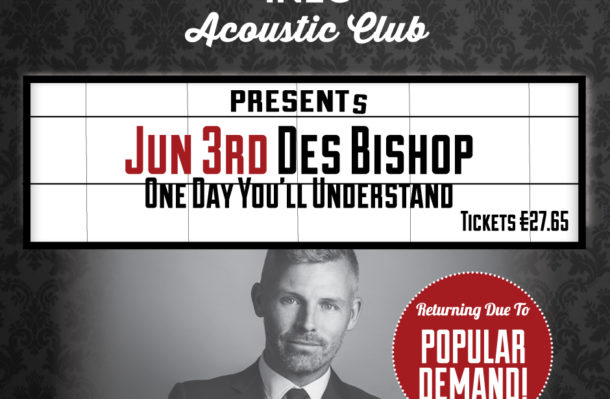 Des Bishop - 3/06/17