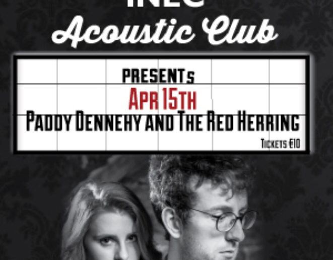 Paddy Dennehy & the Red Herring - 15/04/17