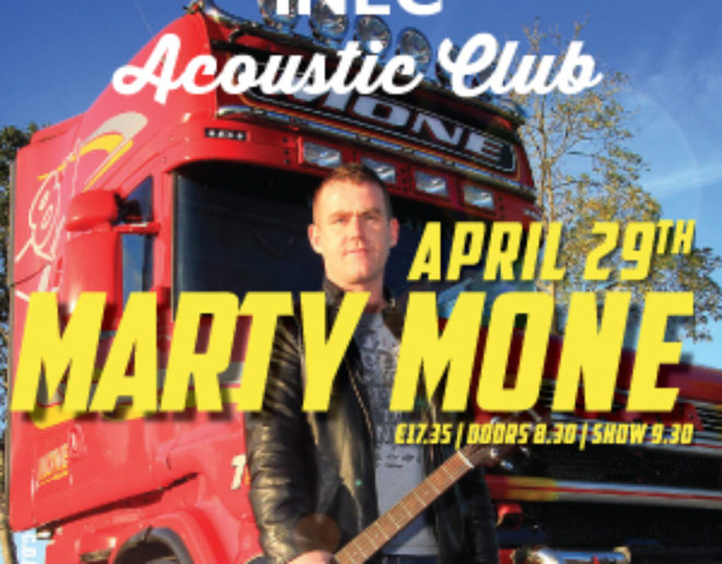 Marty Mone - 29/04/17