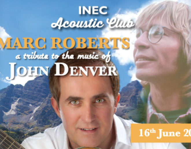 Marc Roberts - A Tribute to the Music of John Denver - 16/06/17