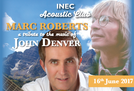 Marc Roberts - A Tribute to the Music of John Denver