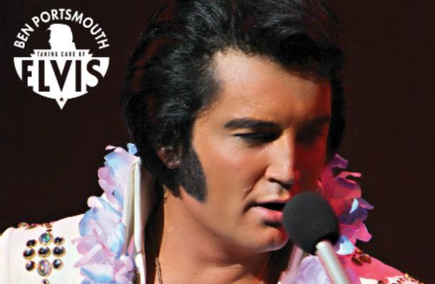The King is Back - Ben Portsmouth is Elvis - 25/04/17