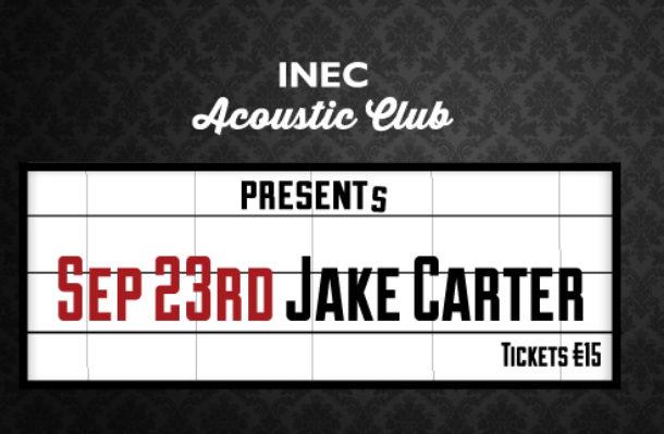 Jake Carter - 23/09/17