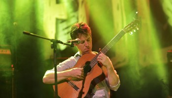 Jim Murray performing at Ireland Folkfest Killarney at the INEC, Killarney