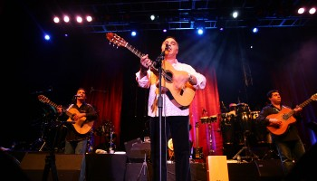 Gypsy Kings perform at the INEC Killarney