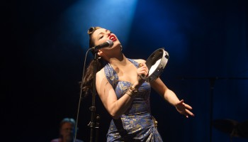 Imelda May New Years INEC Killarney 2010