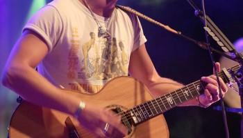 James Morrisson performs at the INEC Killarney
