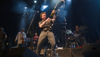Mundy performing at the INEC Killarney New Year's Eve 2010