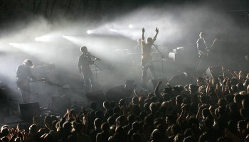 The Frames performing at the INEC Killarney