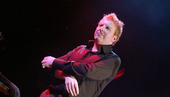 Tommy Fleming at the INEC Killarney