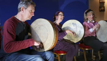 The 17th Gathering Traditional Festival which took place at the INEC and Gleneagle Hotel Killarney