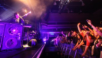 The Script performing at the INEC Killarney