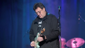 American country singer- songwriter Vince Gill performing in Concert at the INEC, Killarney.