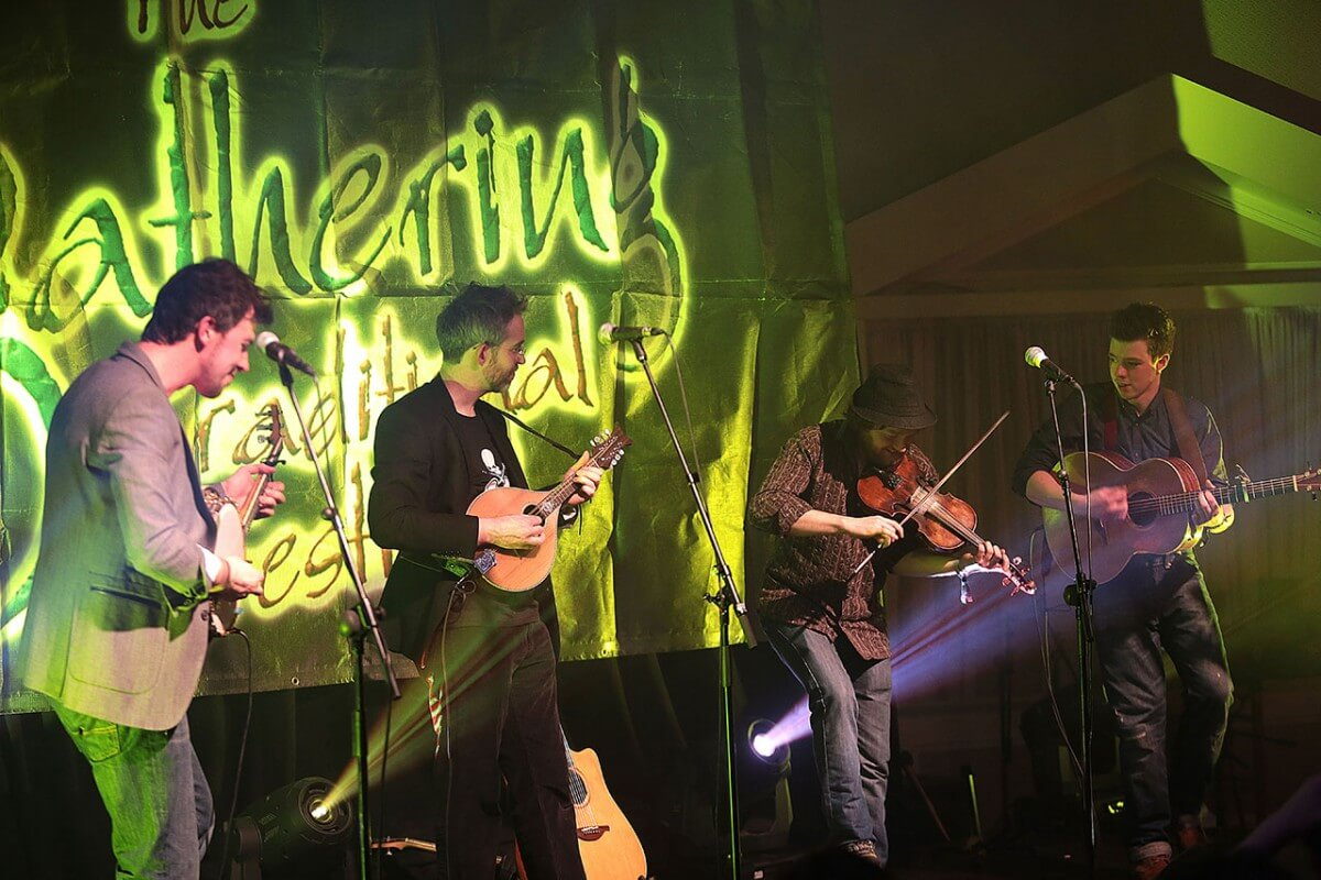 The Gathering Trad FestivaL