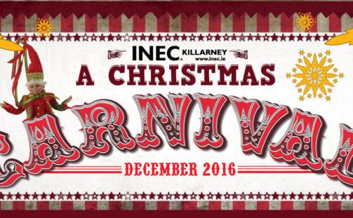 Christmas Carnival at the INEC Killarney