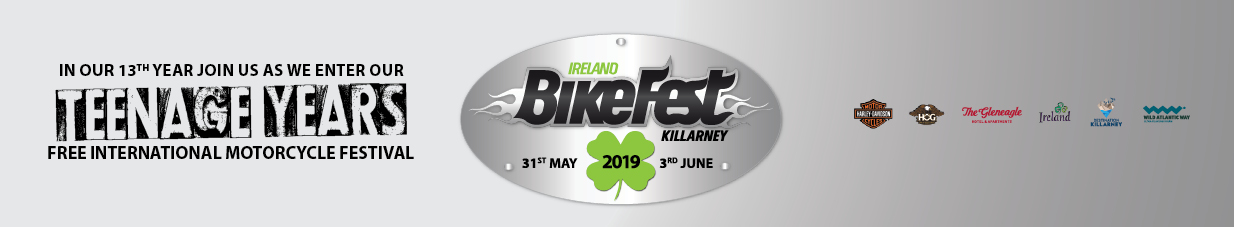 Ireland BikeFest Killarney