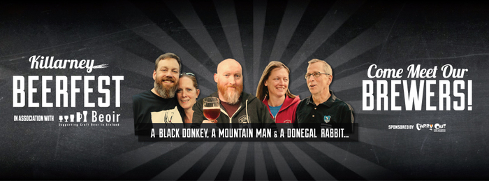 "Why did you become a Brewer Richard? ""I was thirsty"". Meet Black Donkey Brewing."