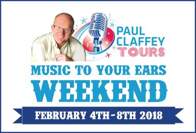 Paul Claffey – Muisc to your ears 2018