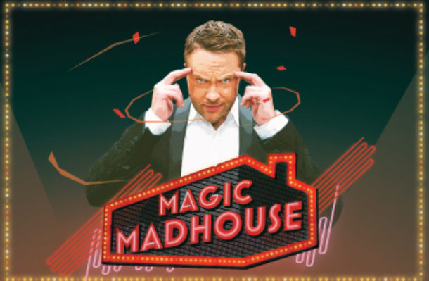 Keith Barry - Magic Madhouse - 30/12/17