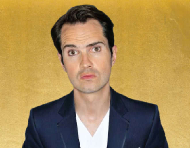 Jimmy Carr - 16/12/18