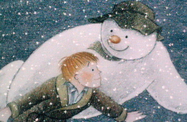 The Snowman - 9/12/18