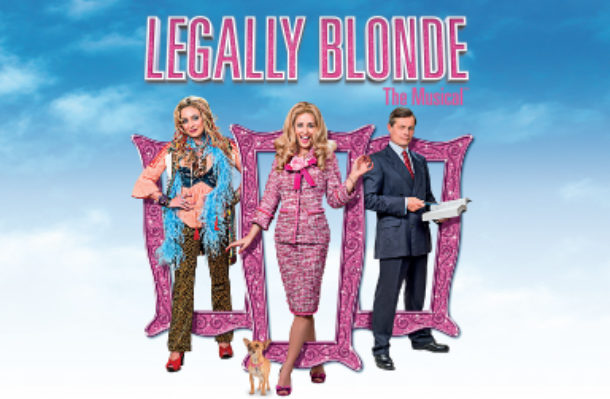 Legally Blonde the Musical - 10/07/18