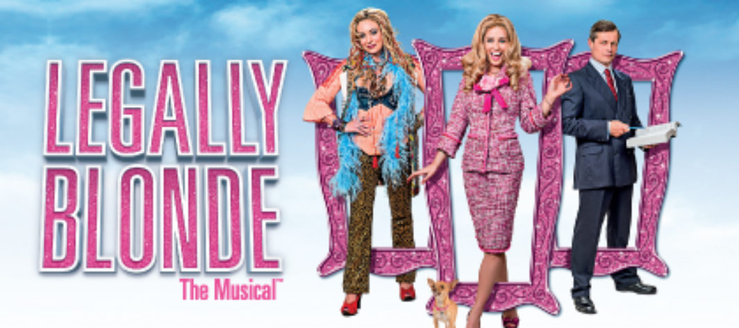 Legally Blonde the Musical - 14/07/18