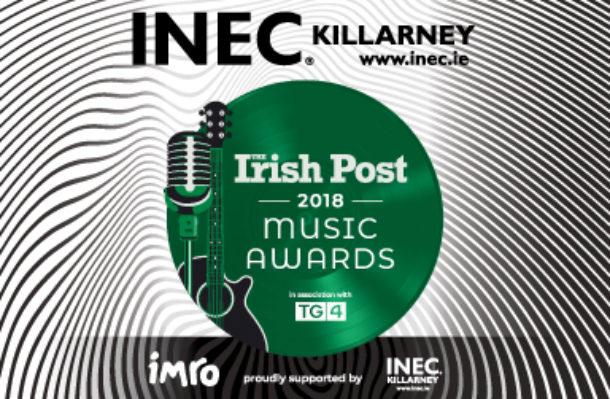 Irish Post Music Awards 7th June