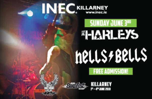 Hells Bells & The Harleys - 3/06/18