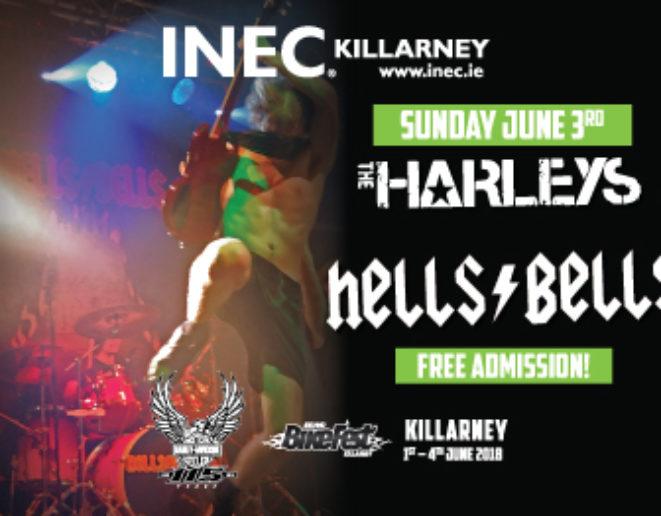 Hells Bells & The Harleys – 3/06/18