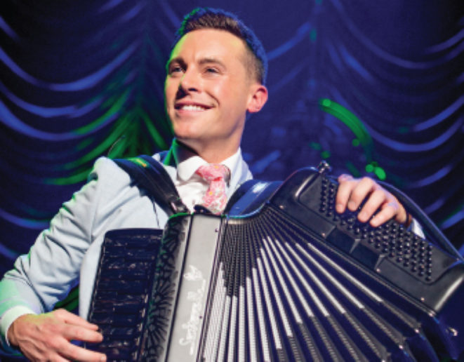 Nathan Carter with special guest Sharon Shannon