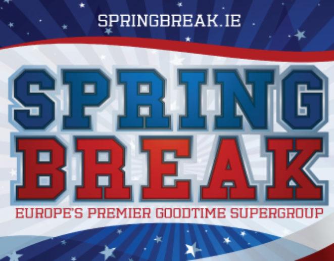 Spring Breaks 80's Band - Dance