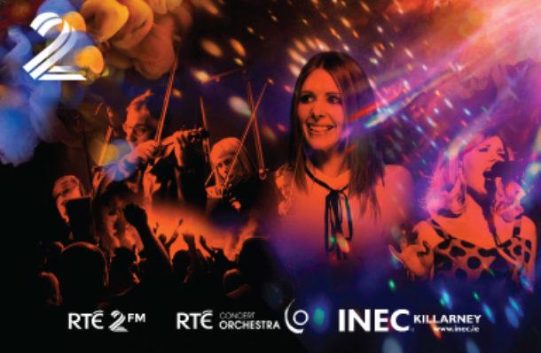 2FM Live - The RTE Concert Orchestra & Jenny Greene - 8/12/18